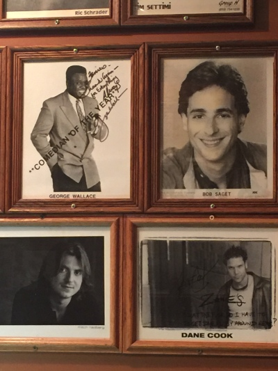 Bob Saget AND Dane Cook AND Mitch Hedberg